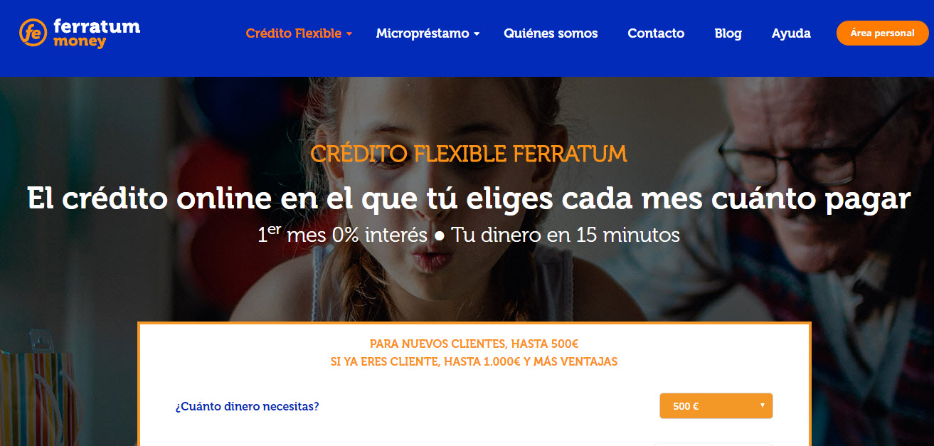 ferratum credito flexible