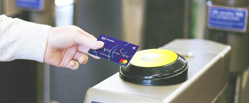 monese tarjeta mastercard