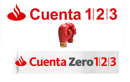 cuenta 123 vs cuenta zero 123