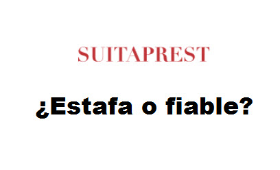 suitaprest estafa o fiable
