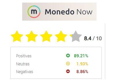 monedo now opiniones