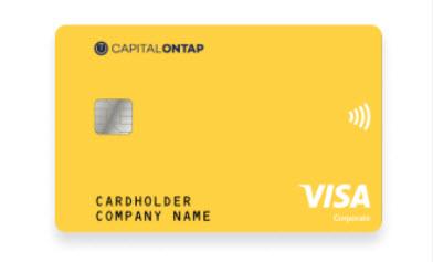 tarjeta capital on tap para empresas, pymes y autonomos