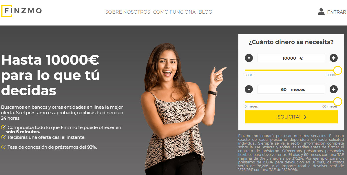 Mejores Préstamos Online en España